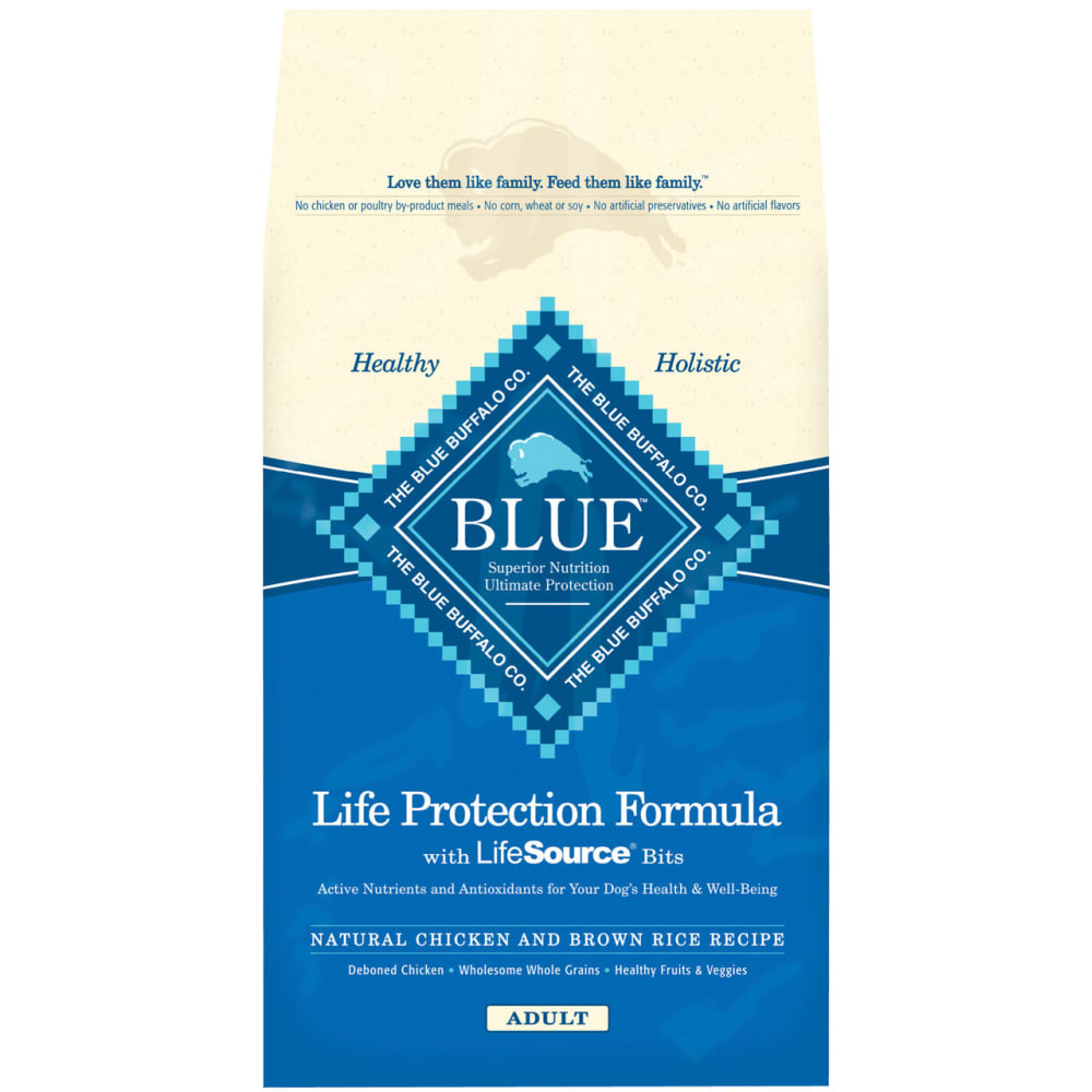 Blue Buffalo - Life Protection Formula Chicken & Brown Rice Recipe Dry Dog Food