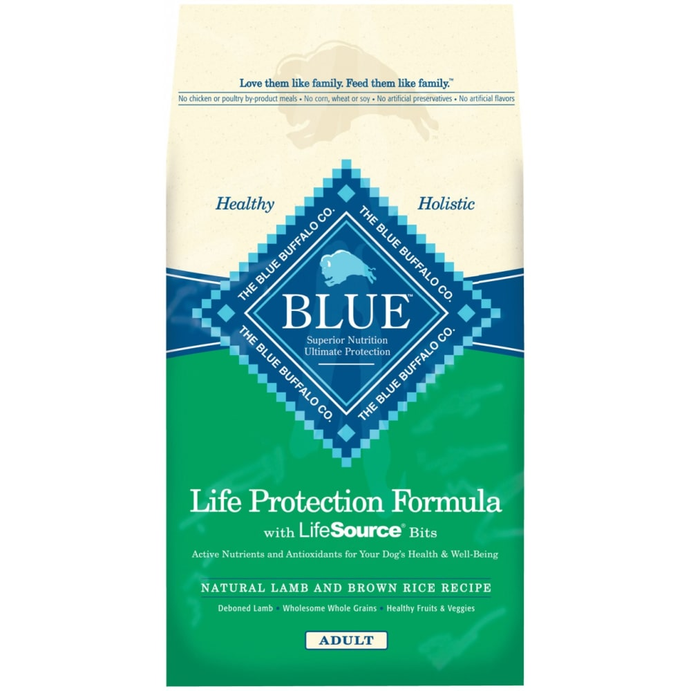 Blue Buffalo - Life Protection Formula Lamb & Brown Rice Recipe Dry Dog Food