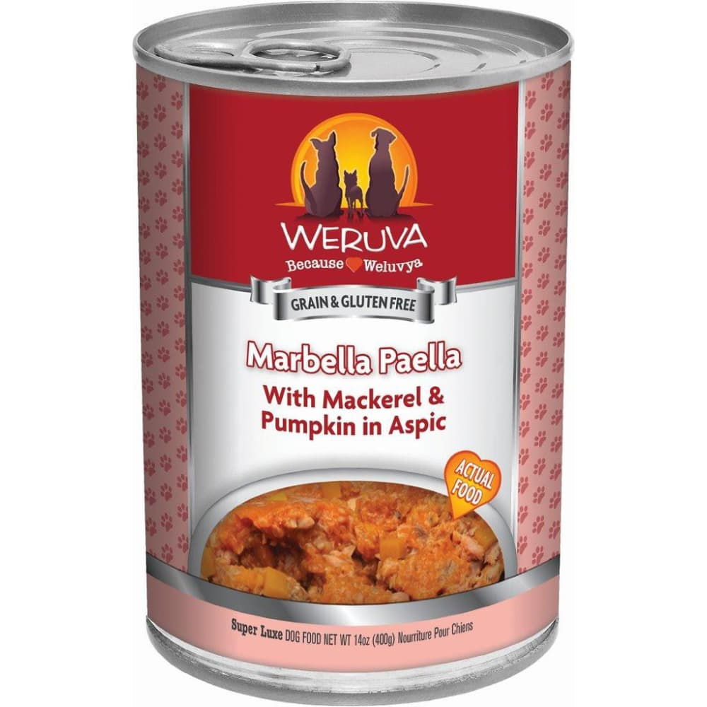 Weruva - Marbella Paella Grain-Free Canned Dog Food