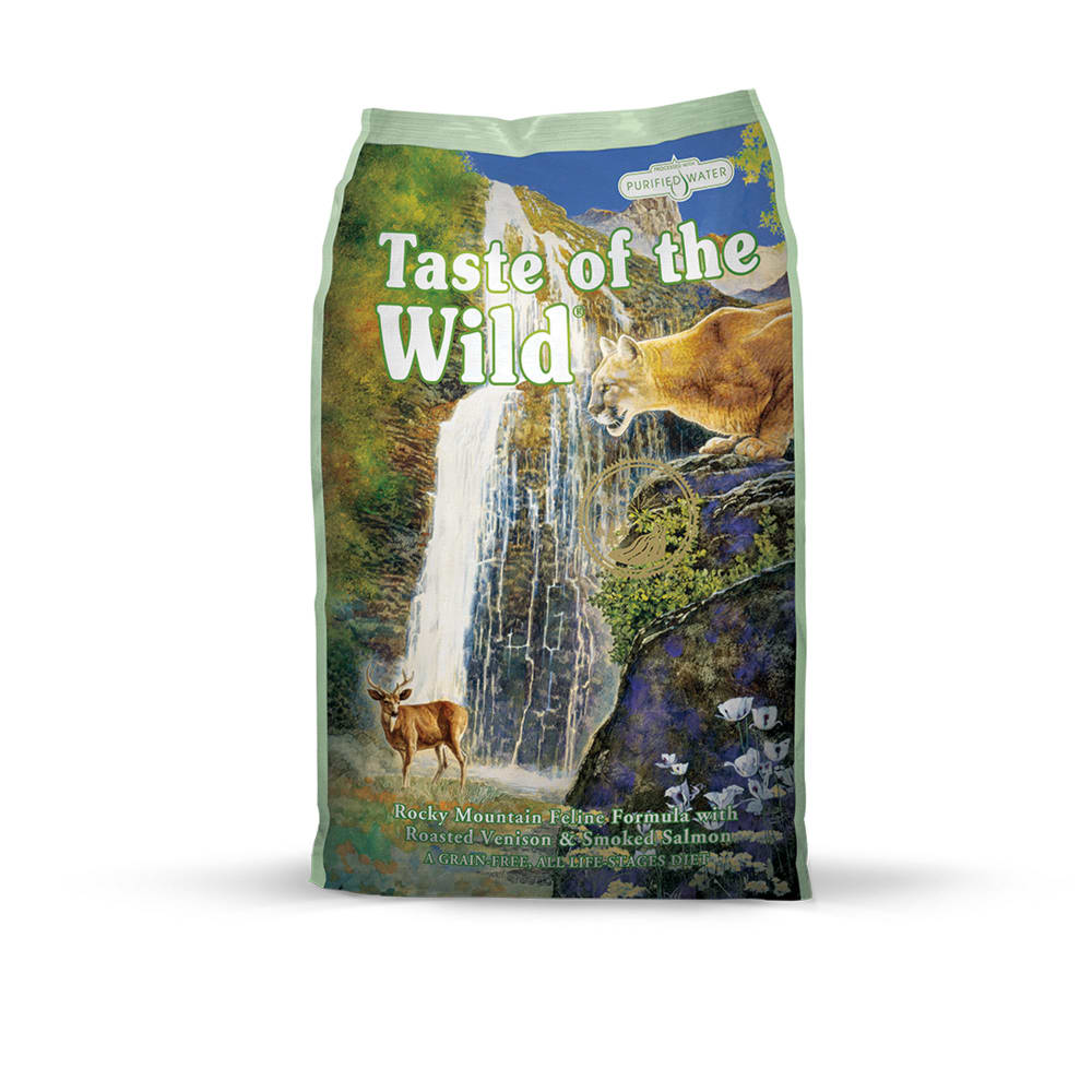 Taste Of The Wild - Rocky Mountain Feline Formula Grain-Free Dry Cat Food