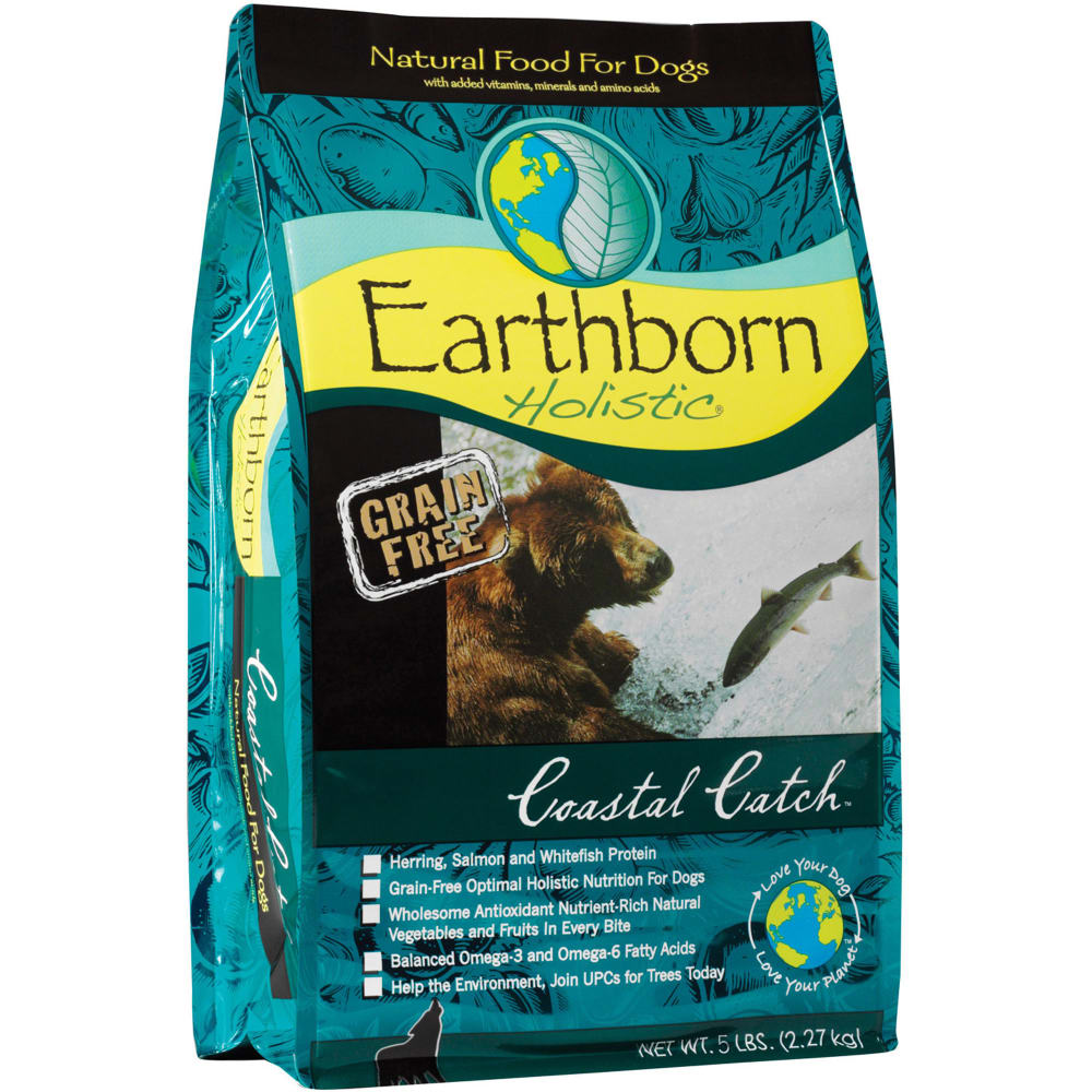 Earthborn Holistic - Coastal Catch Grain-Free Dry Dog Food