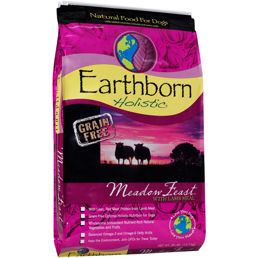 Earthborn Holistic - Meadow Feast Grain-Free Dry Dog Food