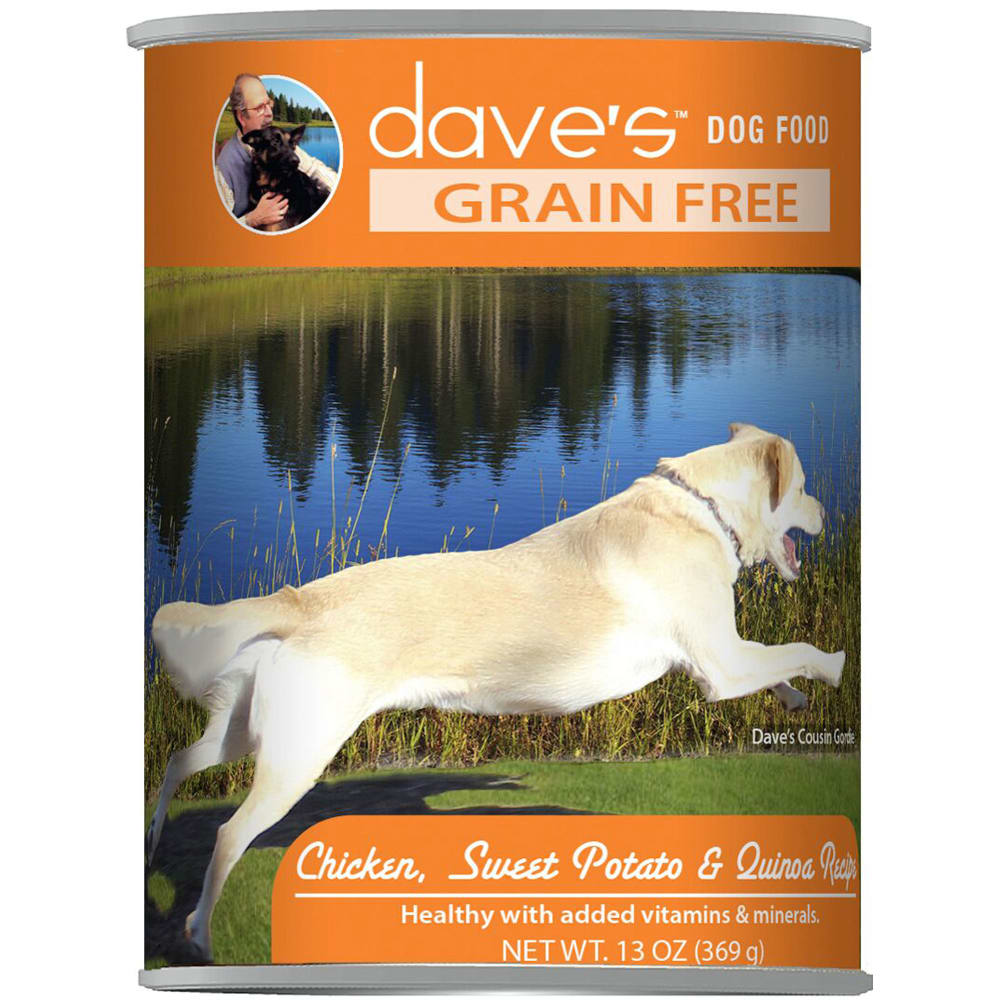 Dave's Pet Food - Chicken