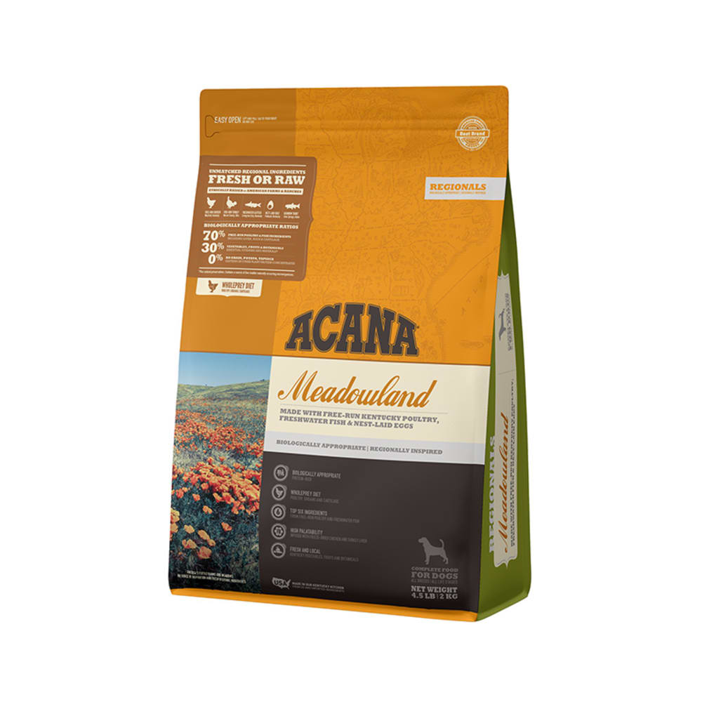 Acana - Meadowland Grain-Free Dry Dog Food