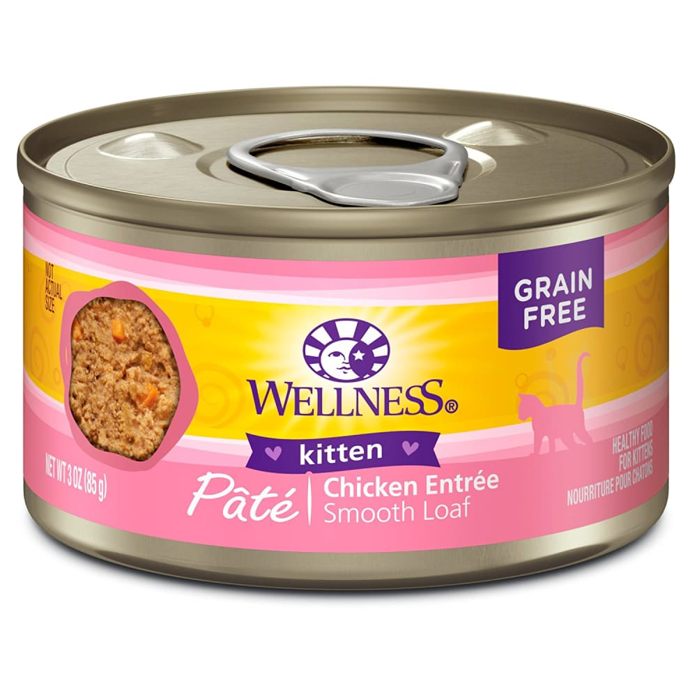 Wellness - Kitten Formula Grain-Free Canned Cat Food
