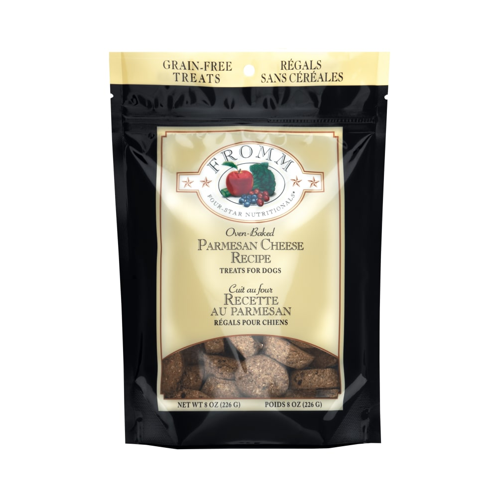 Fromm - Parmesan Cheese Recipe Dog Treats, 8oz