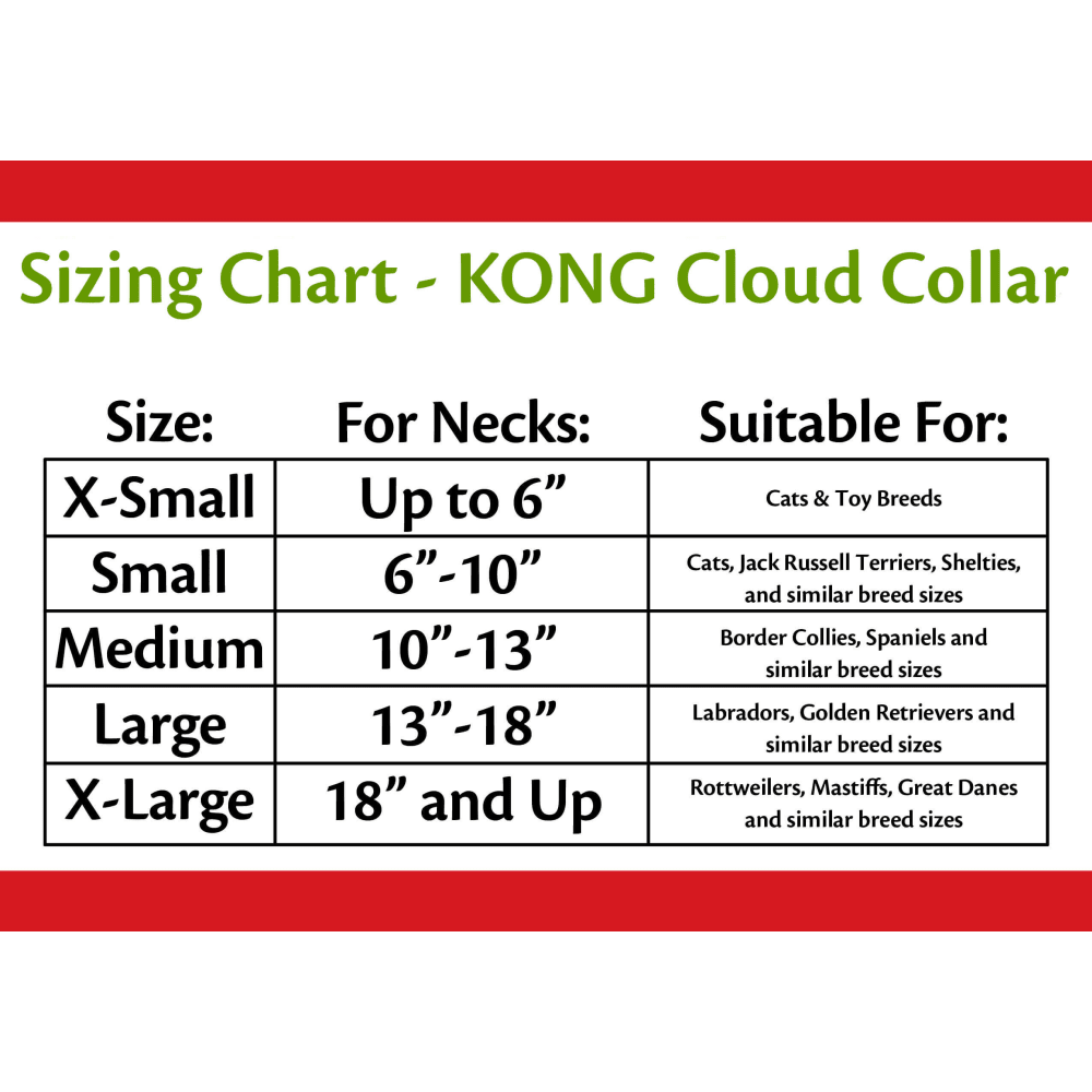 Kong - Cloud Soft Collar