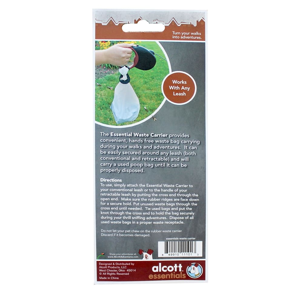 Alcott Essentials - Pet Waste Carrier