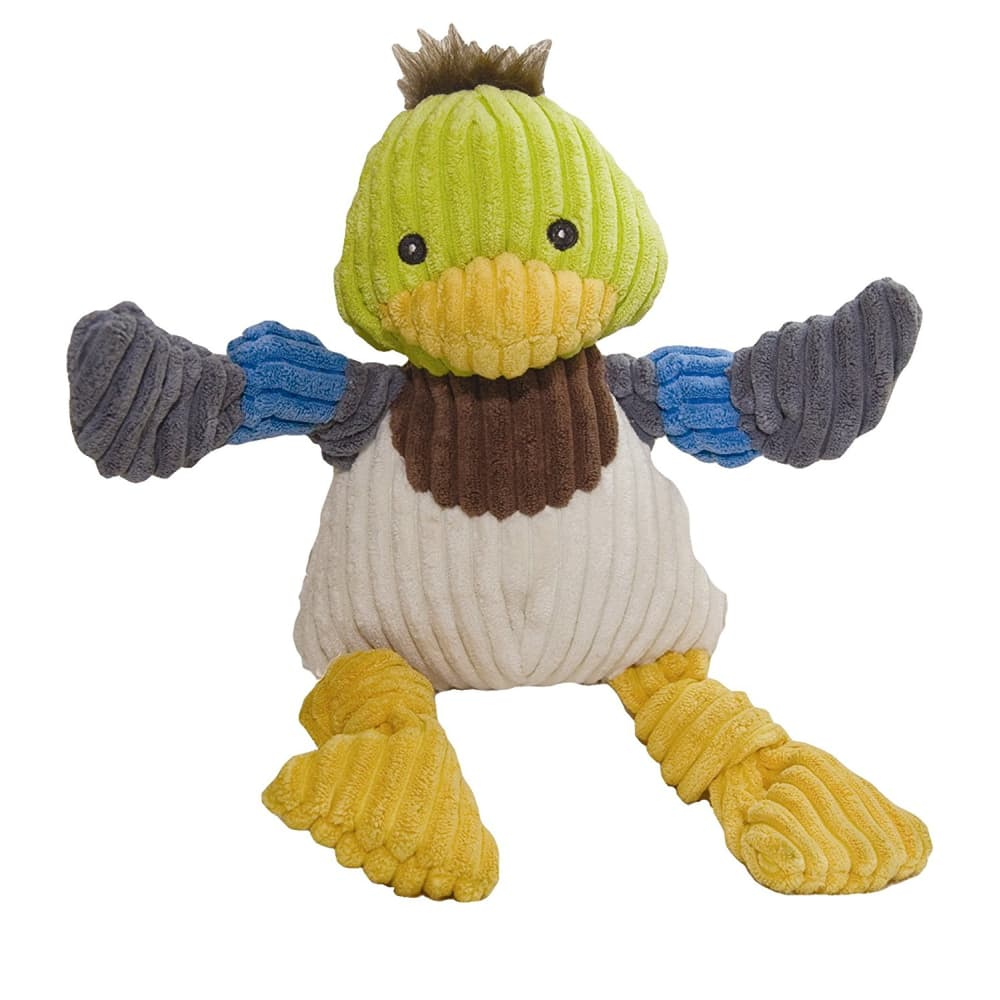 HuggleHounds - Woodland Knotties Duck, Large