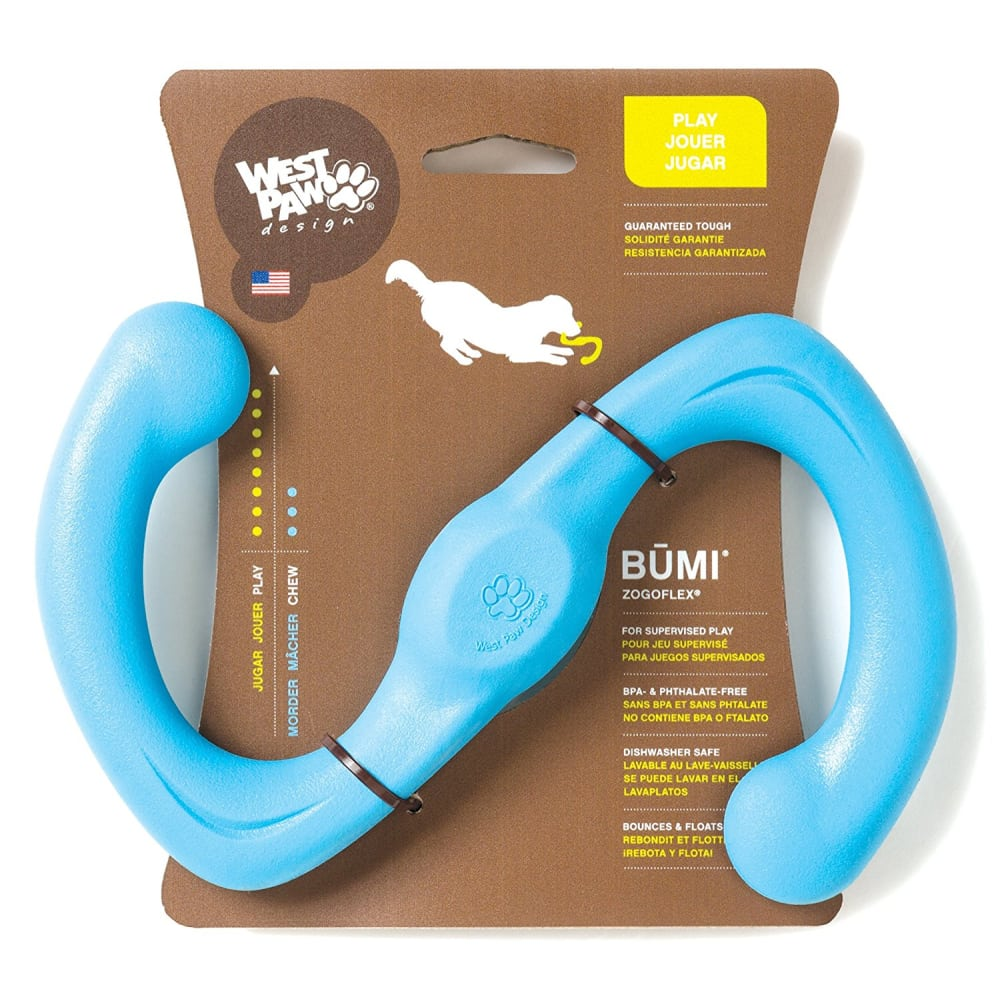 West Paw - Zogoflex Bumi Aqua, Small