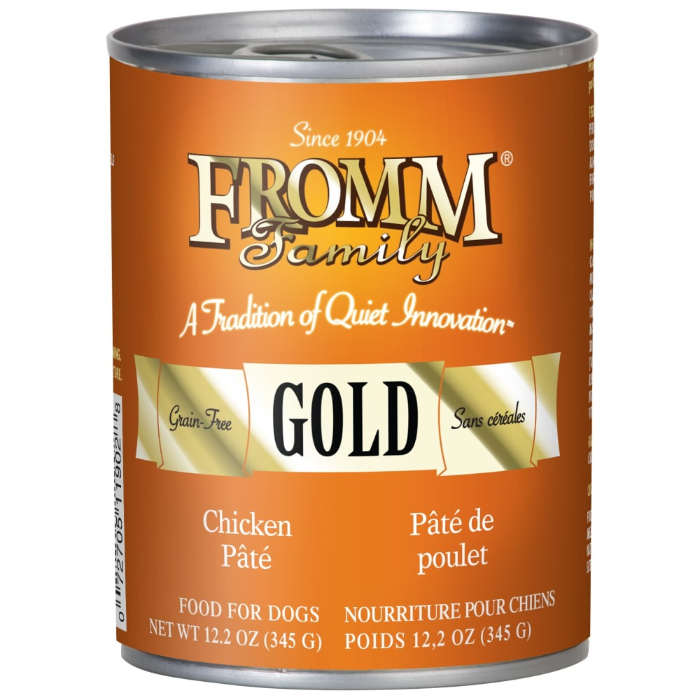 Fromm - Gold Chicken Pate Grain-Free Canned Dog Food