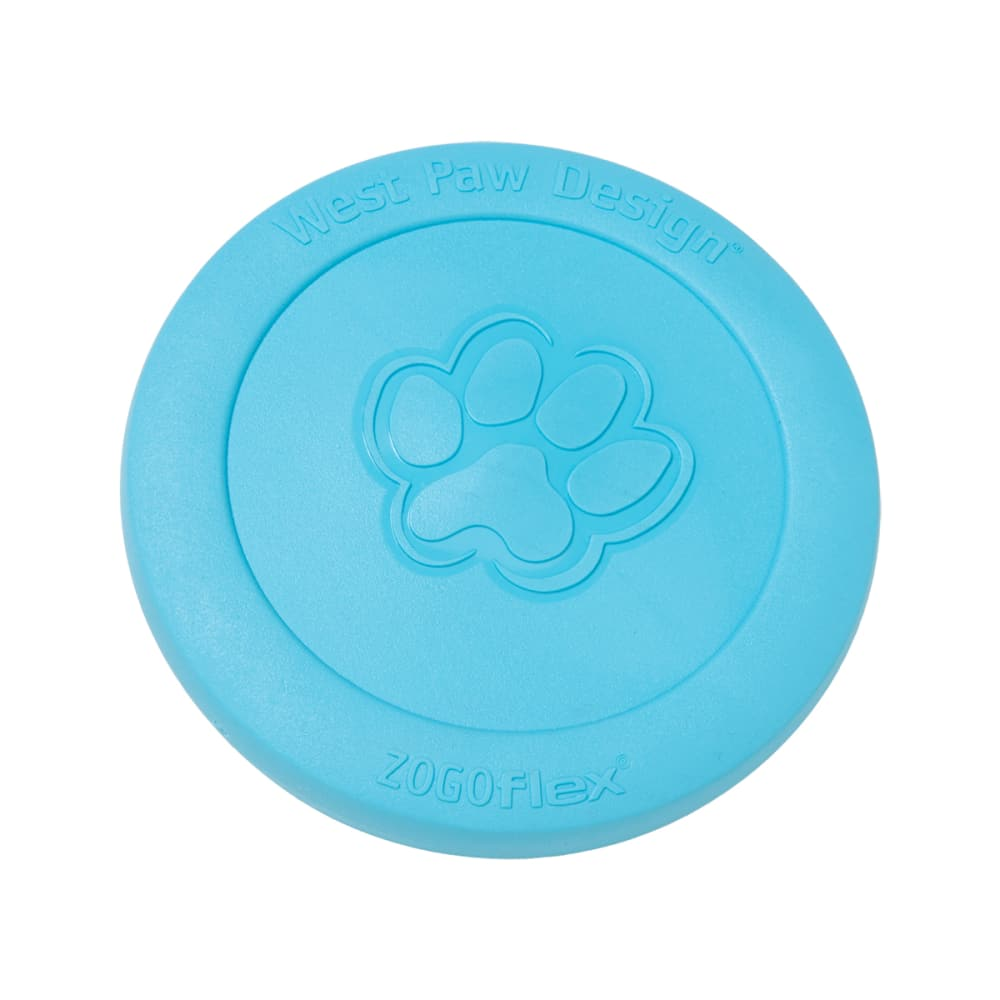West Paw - Zisc Flying Disc Blue