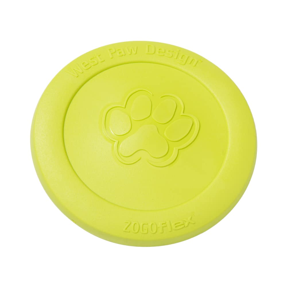 West Paw - Zisc Flying Disc Granny Smith