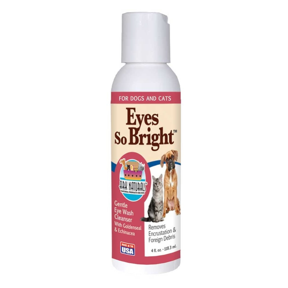 Ark Naturals - Eyes So Bright Gentle Eye Cleanser For Pets, 4.8oz