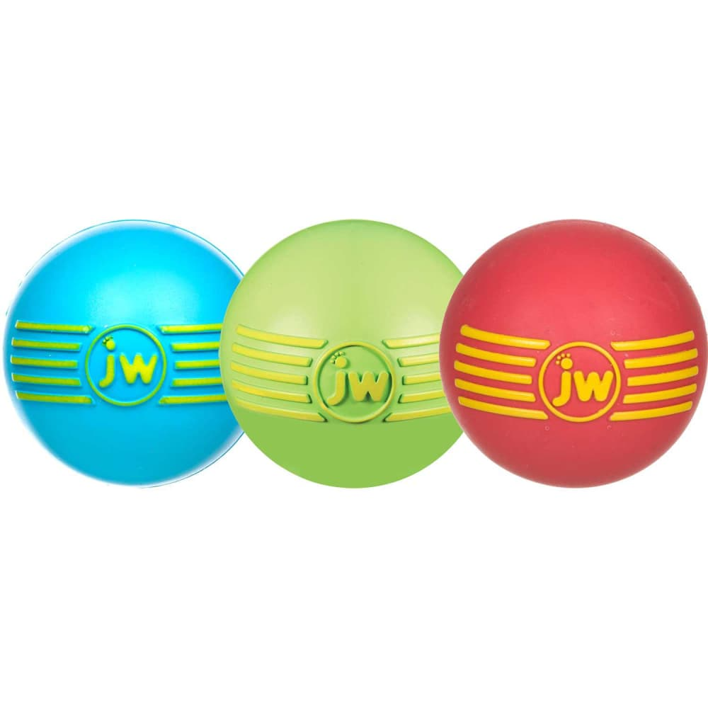 JW - ISqueak Ball Dog Toy