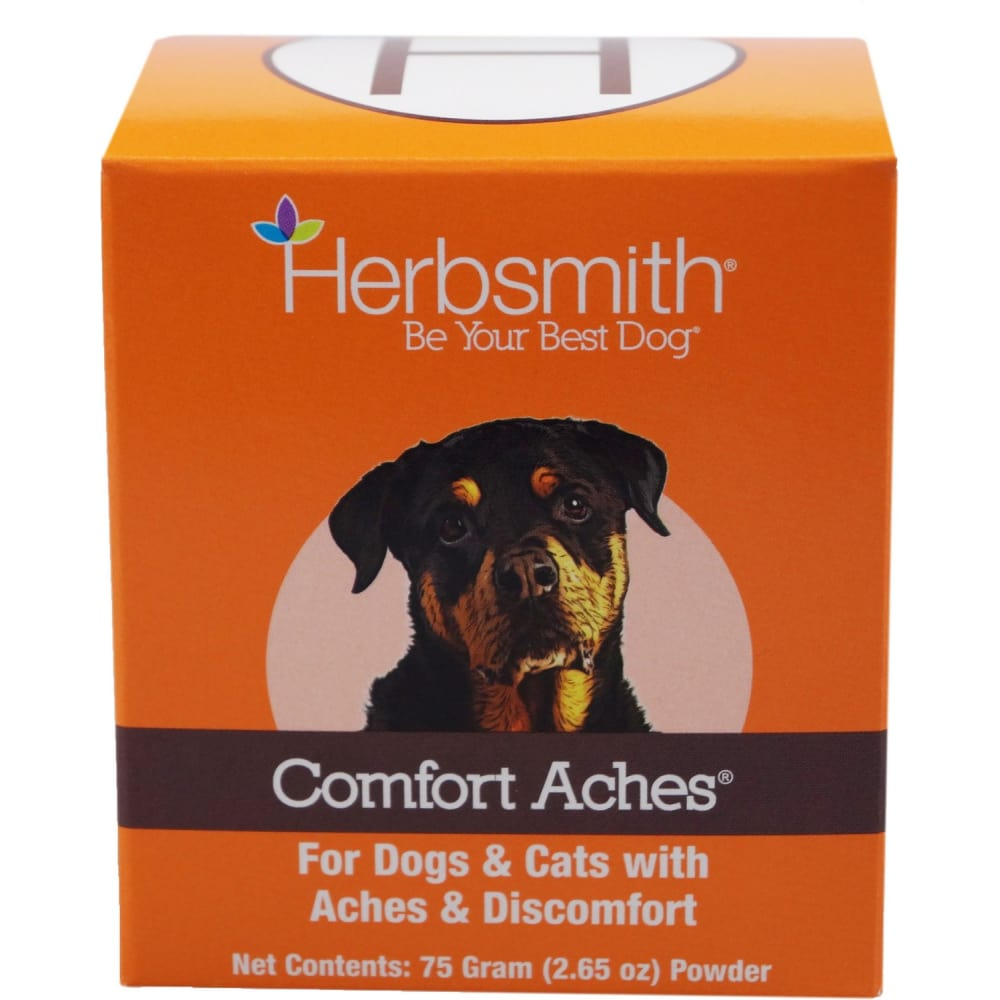 Herbsmith - Comfort Aches Powder For Dogs & Cats, 75 Grams