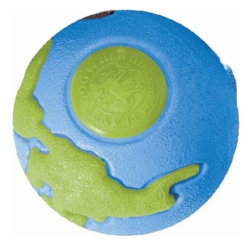 Planet Dog - Orbee Ball Blue/Green, Large