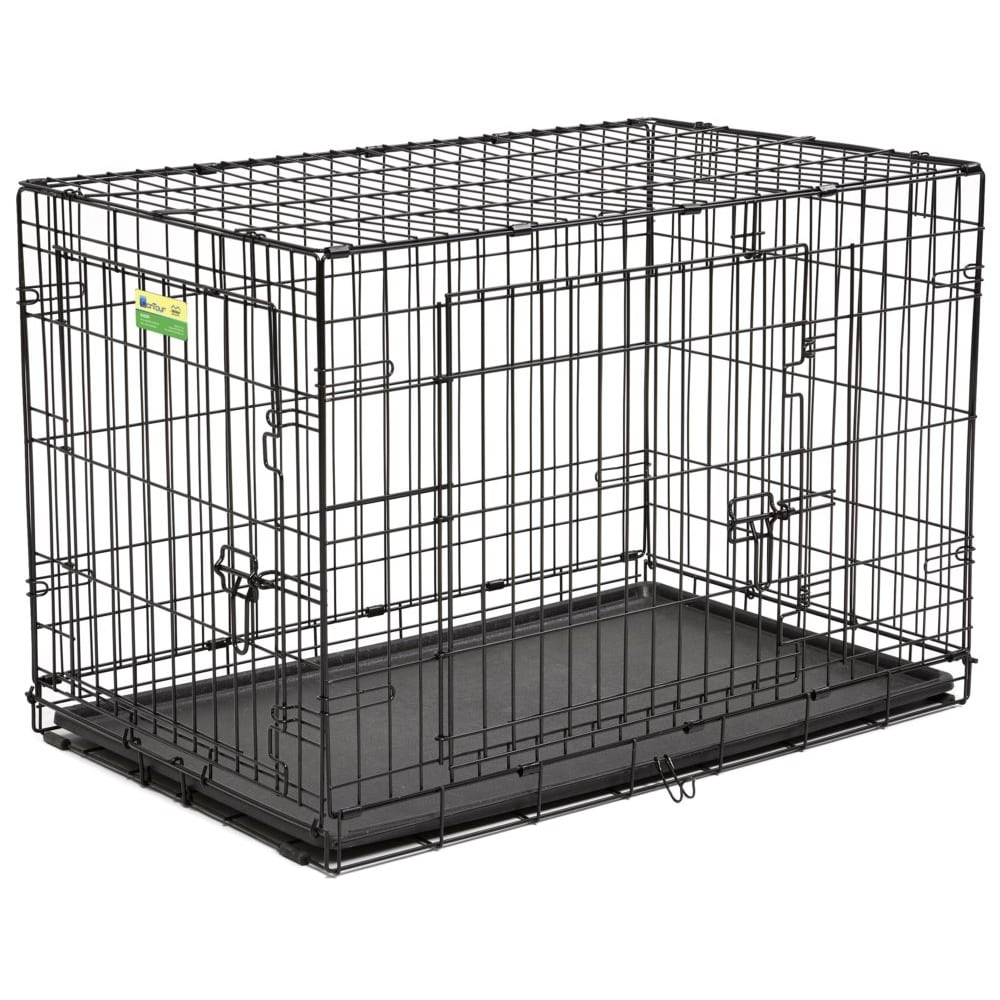 Midwest Metals -  Contour Double Door Crate 36x23x25""