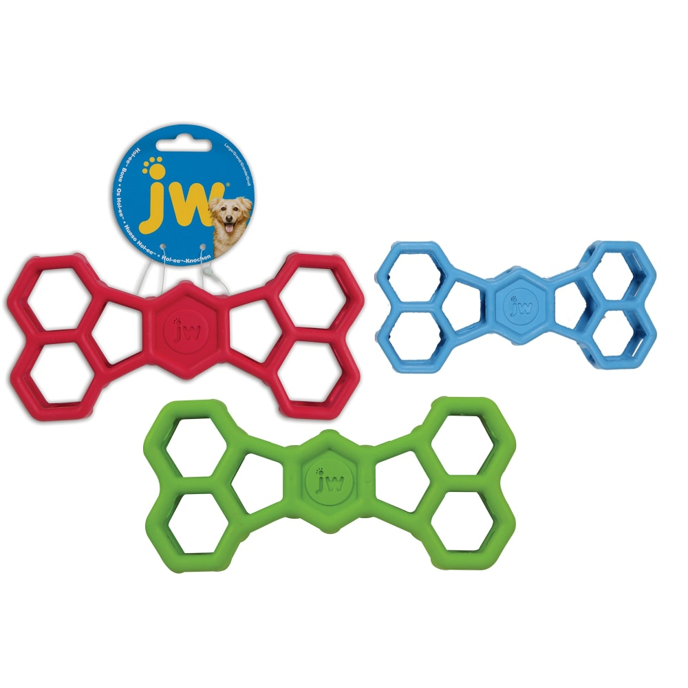 JW - Hol-ee Bone Dog Toy