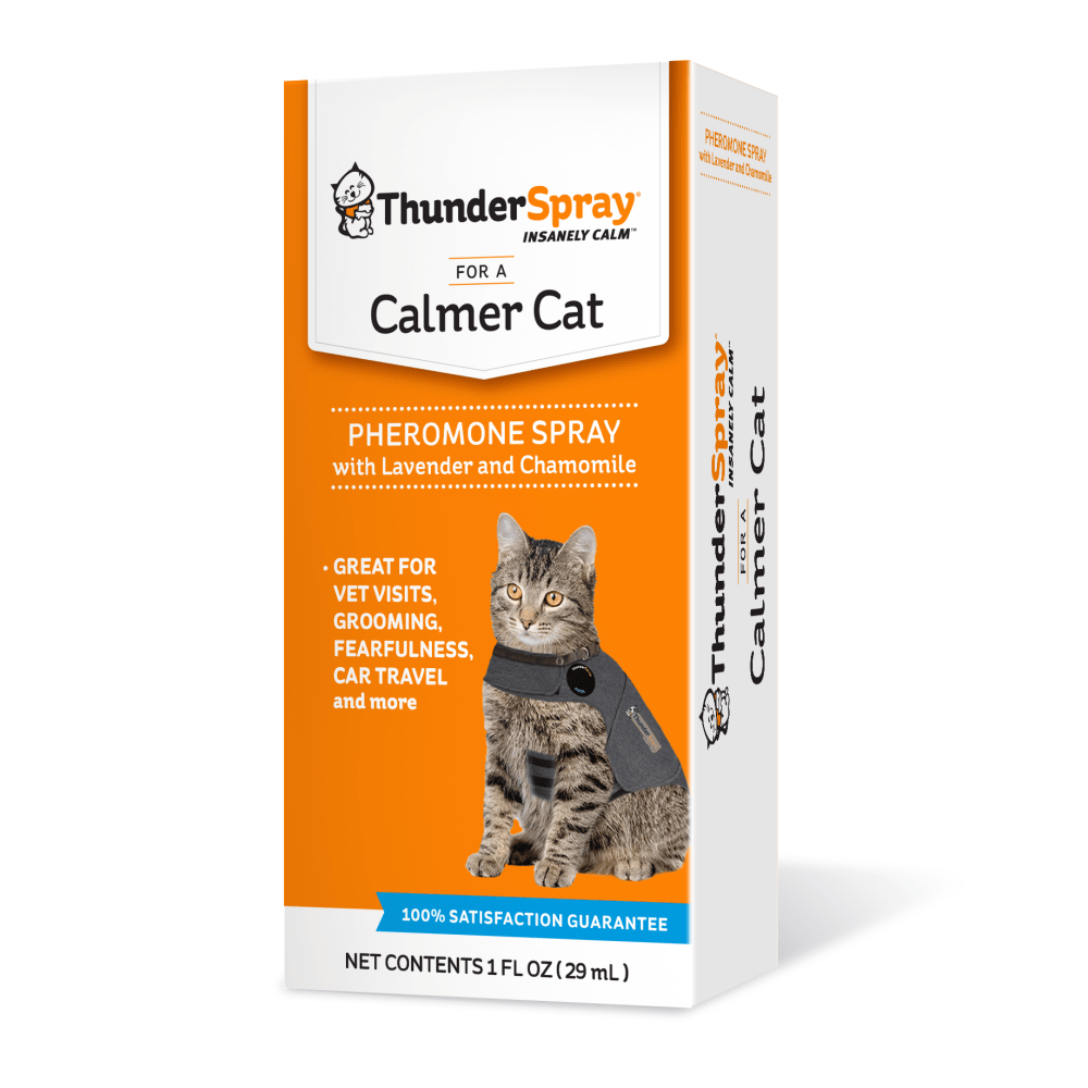 ThunderShirt - ThunderSpray Pheromone Spray For Cats