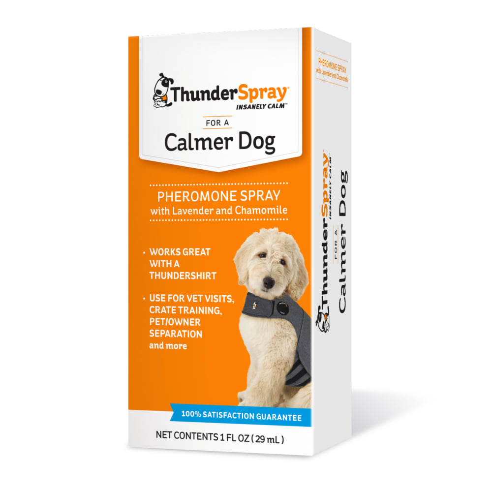 ThunderShirt - ThunderSpray Pheromone Spray For Dogs