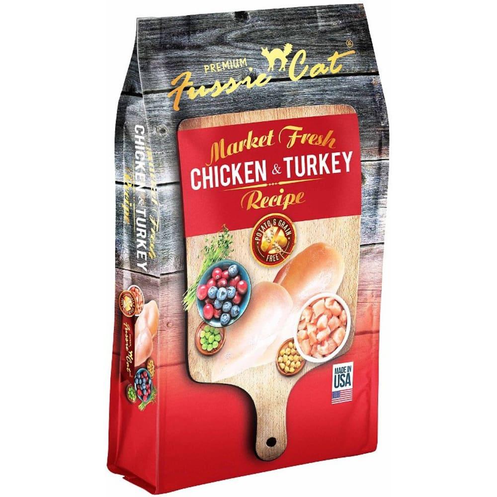 Fussie cat market fresh chicken turkey recipe dry cat food 10lbs fussie cat market fresh chicken turkey recipe dry cat food forumfinder Image collections