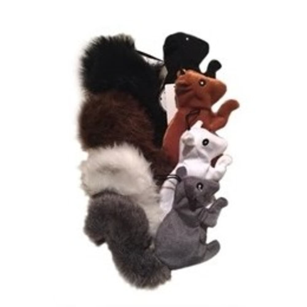 Steel Dog - Squirrel With Rope Dog Toy Included Dog Toy