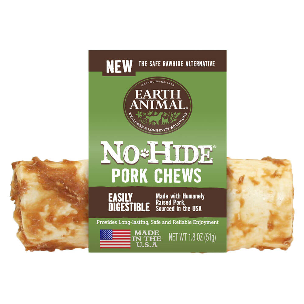 Earth Animal - No-Hide Easily Digestible Pork Chew