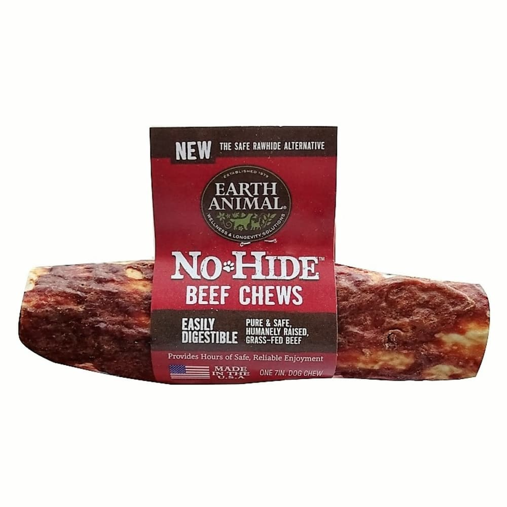 Earth Animal - No-Hide Easily Digestible Beef Dog Chew