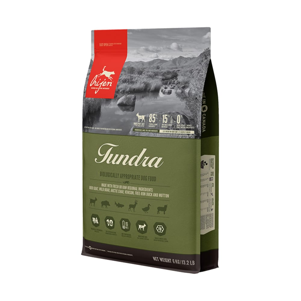 Orijen - Tundra Grain-Free Dry Dog Food