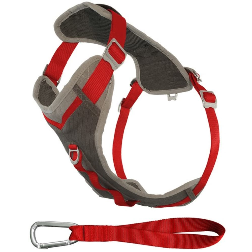 Kurgo - Journey Dog Harness - Red