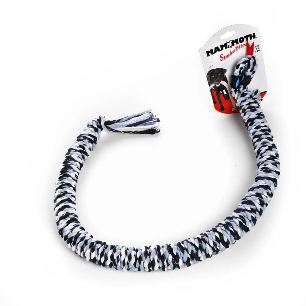 Mammoth -  Snakebiter Rope Toy