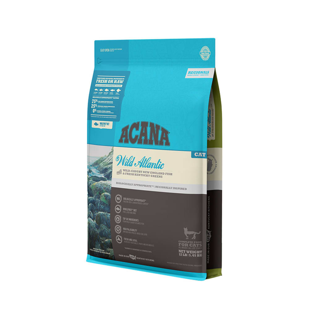 Acana - Wild Atlantic Grain-Free Dry Cat Food