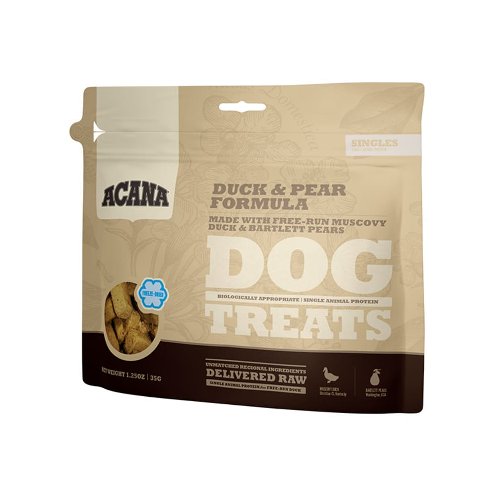 Acana - Duck & Pear Freeze Dried Dog Treat