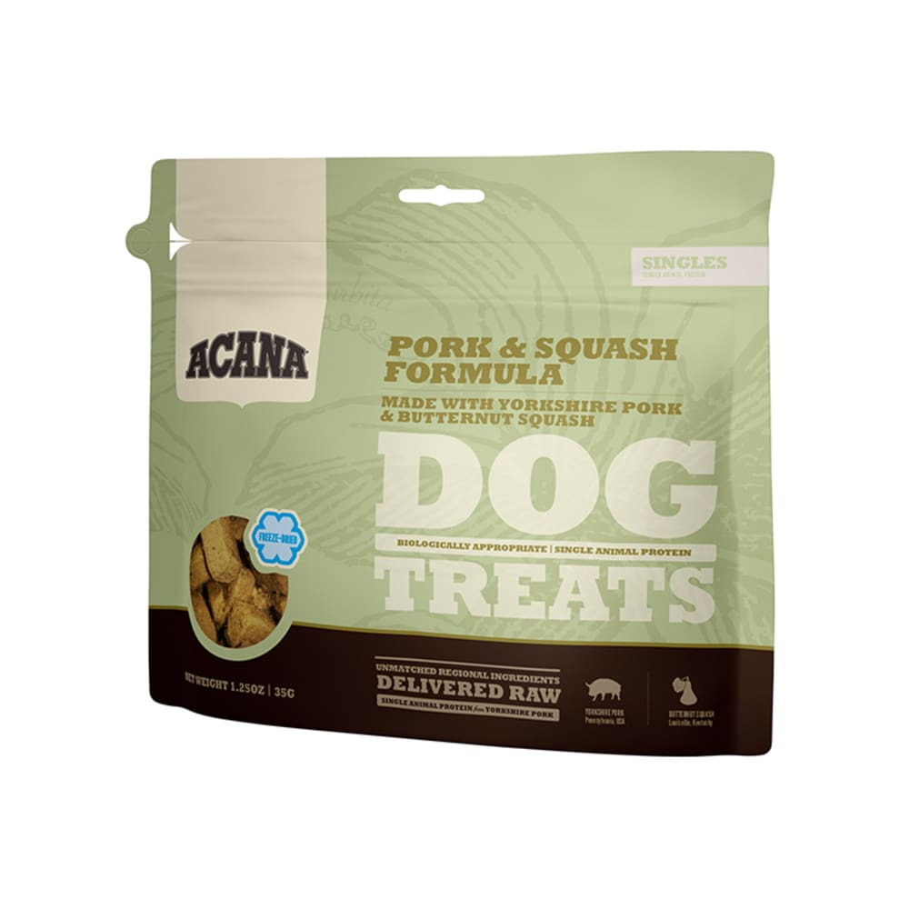 Acana - Pork & Squash Freeze Dried Dog Treat