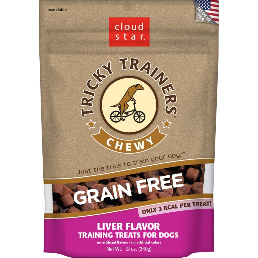 Cloud Star - Tricky Trainers Chewy Grain-Free Liver