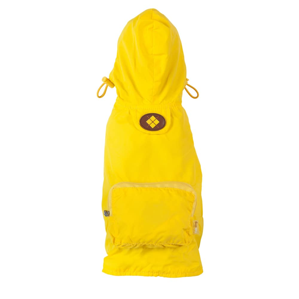 Fab Dog - Packable Dog Raincoat
