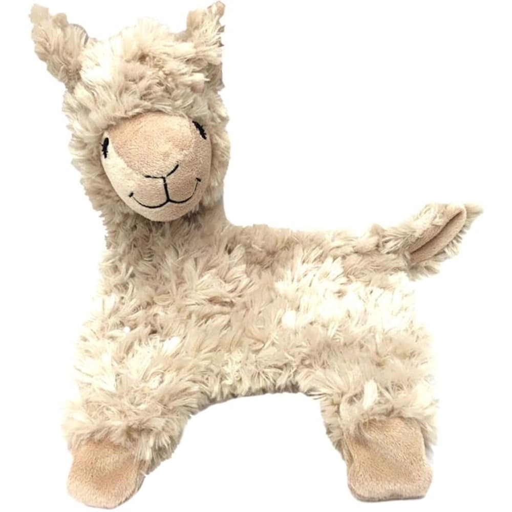 Nandog Pet Gear - My BFF Beige Alpaca Dog Toy
