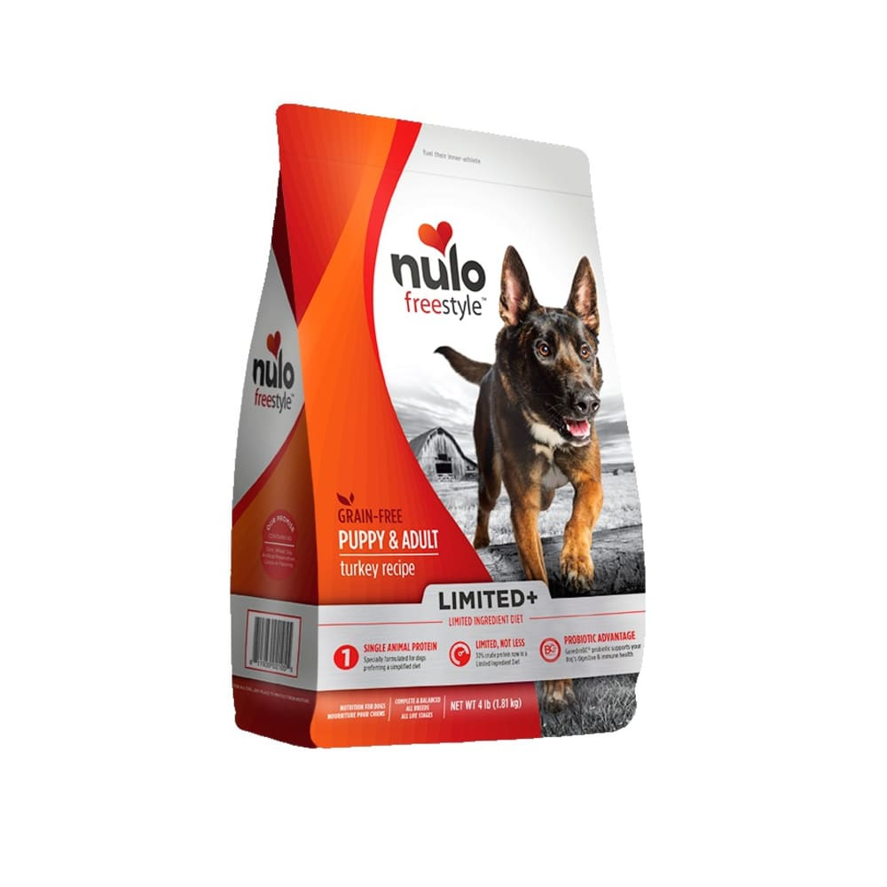 Nulo - FreeStyle Limited+ Turkey Grain-Free Dry Dog Food