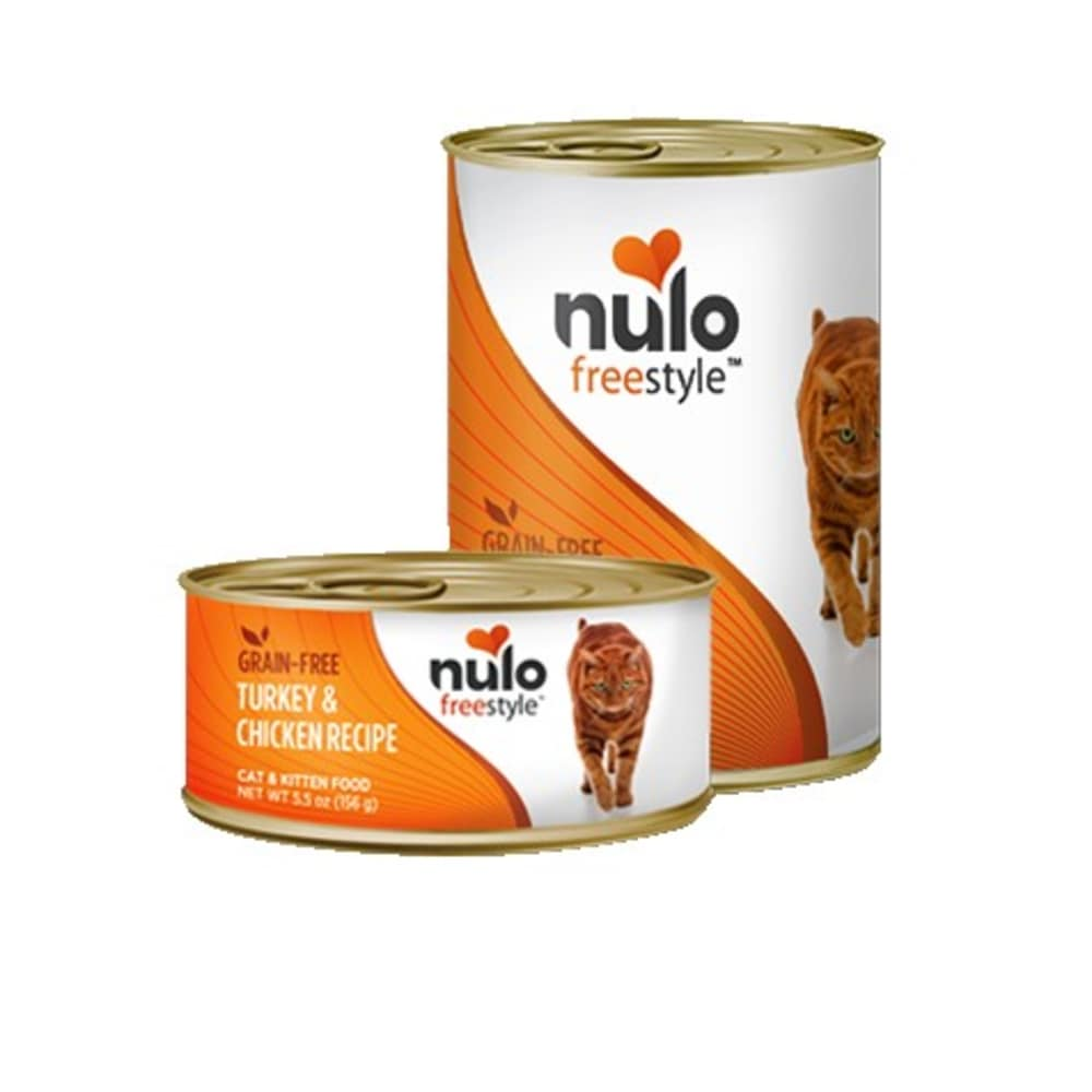 Nulo - FreeStyle Turkey & Chicken Pate Grain-Free Canned Cat Food