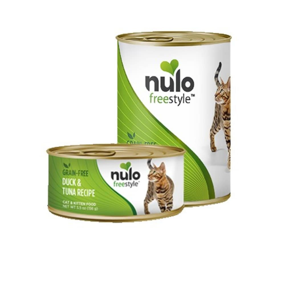 Nulo - FreeStyle Duck & Tuna Pate Grain-Free Canned Cat Food