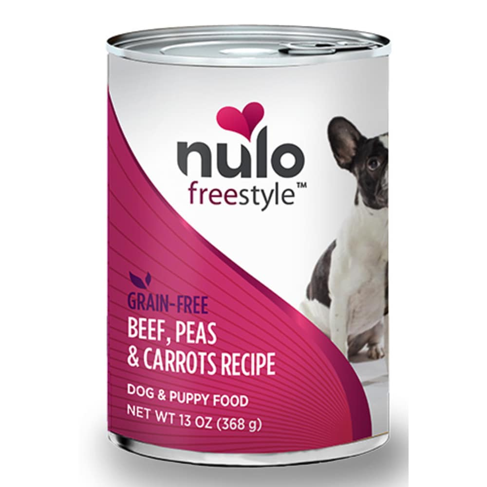 Nulo - FreeStyle Beef & Vegetable Grain-Free Canned Dog Food, 13oz