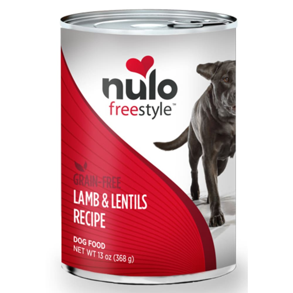 Nulo - FreesStyle Lamb & Lentils Grain-Free Canned Dog Food, 13oz