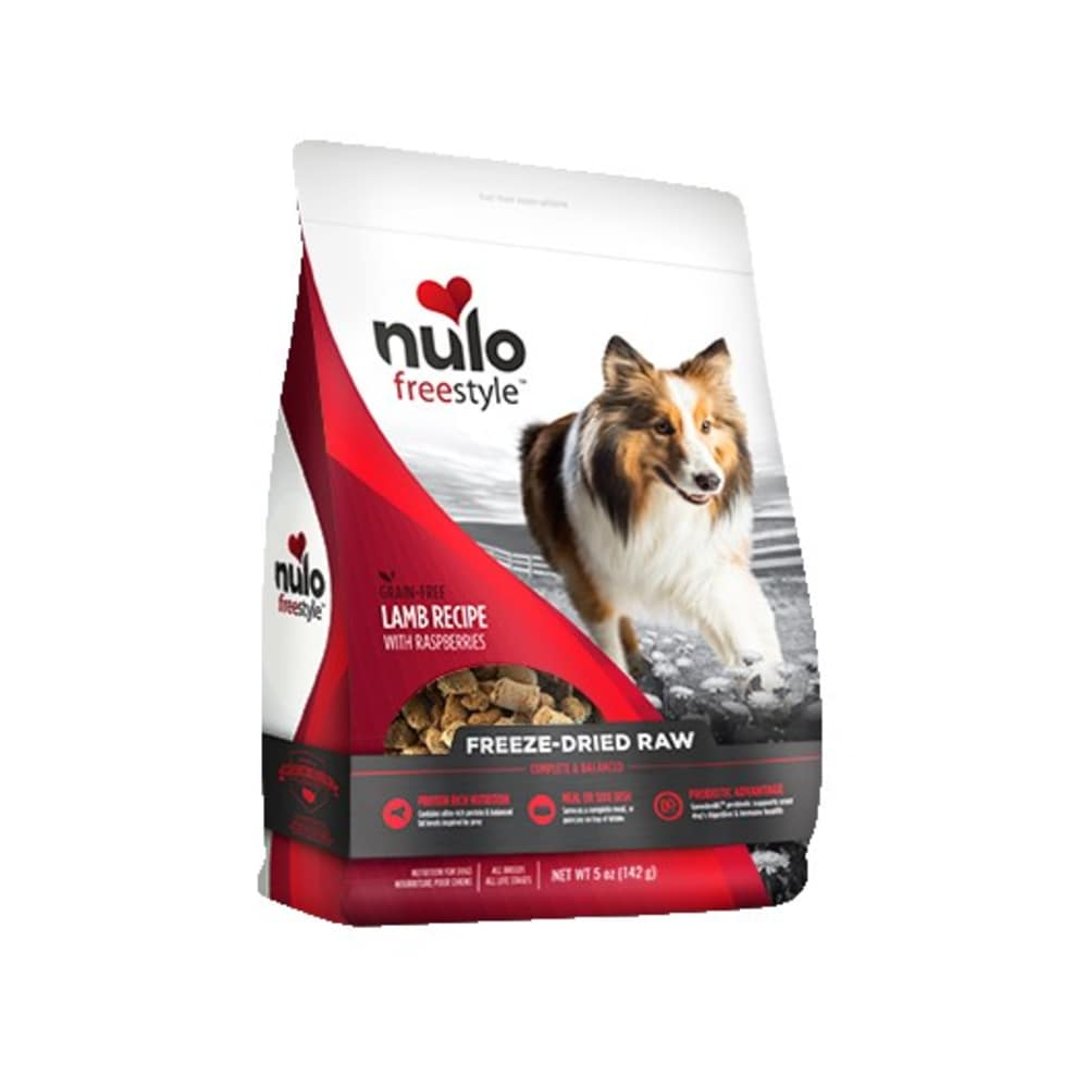 Nulo - FreeStyle Dog Freeze Dried Lamb