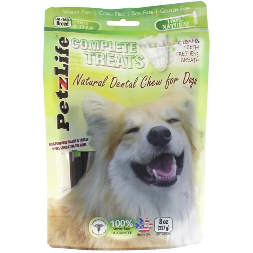 PetzLife - Complete Dental Dog Treat SM/MD
