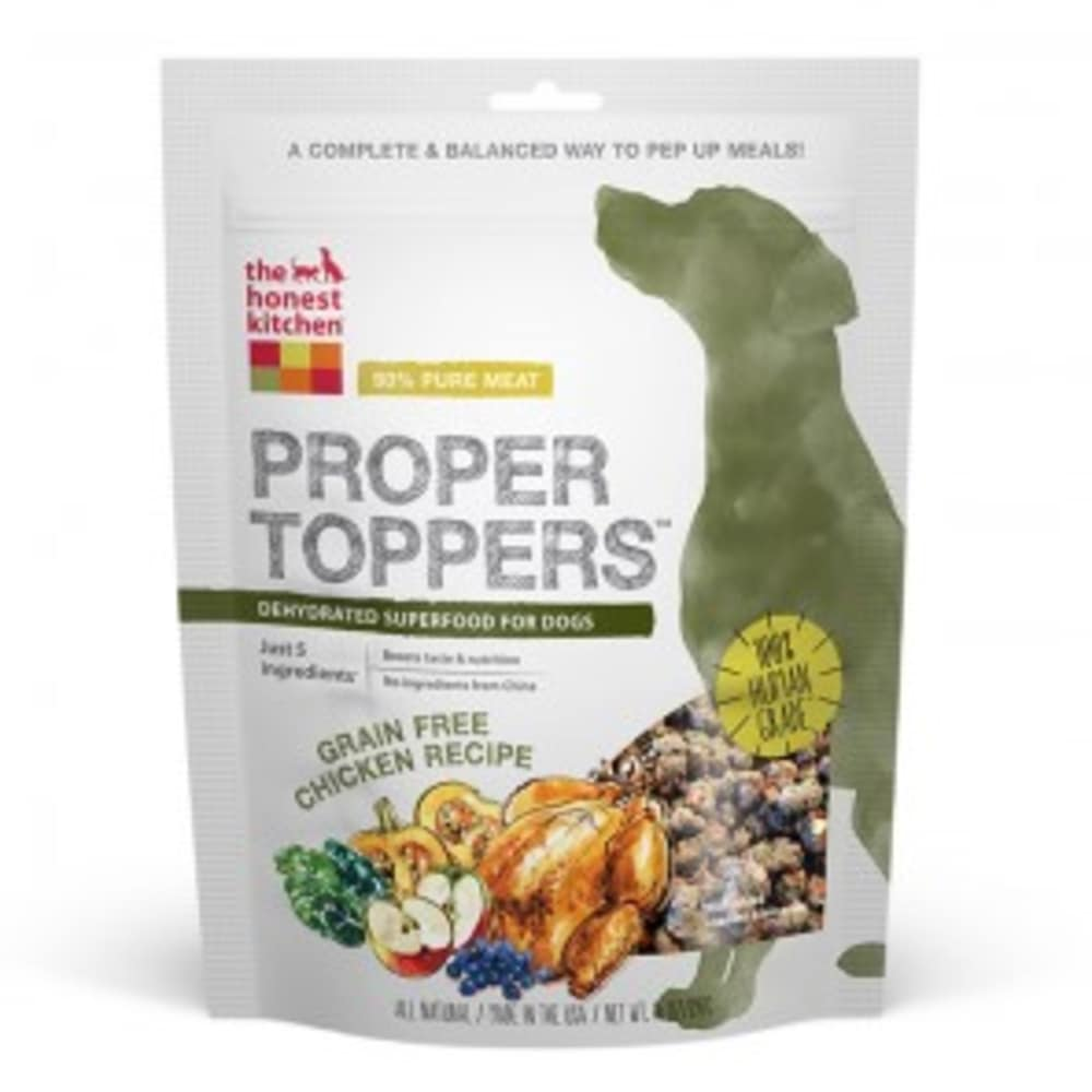 The Honest Kitchen - Proper Toppers Grain Free Chicken