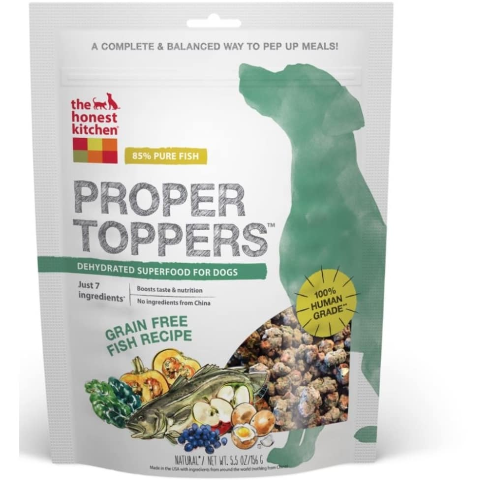 The Honest Kitchen - Proper Toppers Grain Free Fish