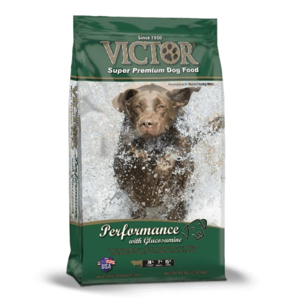 Victor - Performance Formula Dog Food, 40lbs