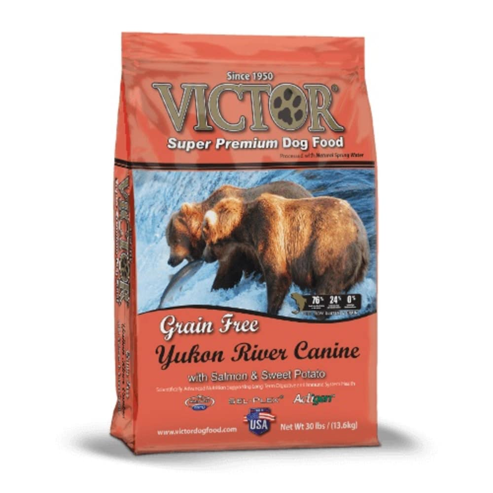 Victor - Yukon River Grain Free Formula Dog Food