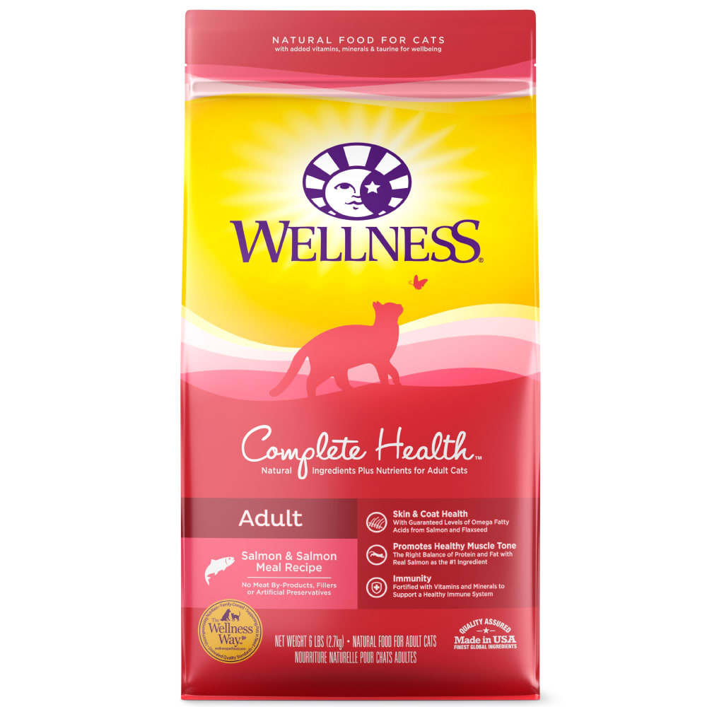 Wellness - Complete Health Salmon